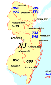 NJ Electrician Phone numbers